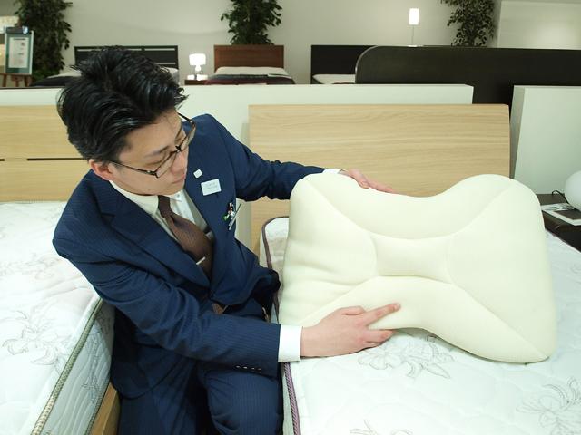 低反発枕 ドリーム