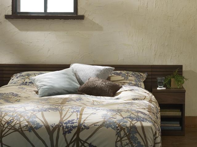 居心地の良いベッドルーム