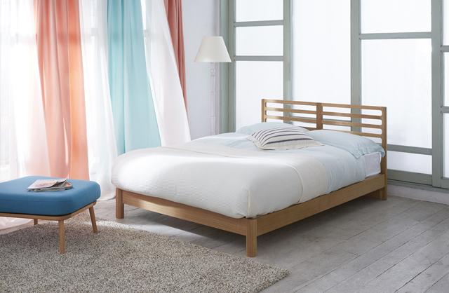 スタイルのあるベッドルーム