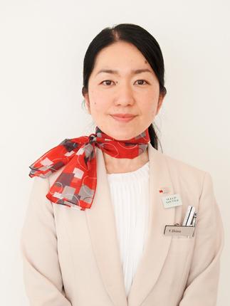 椎名美子(しいなよしこ)
