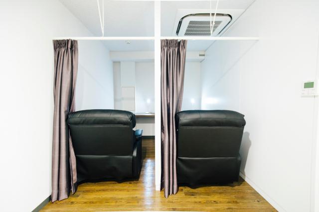 Speee仮眠室